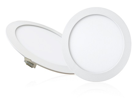 EcoVision LED downlight 18W, 1620lm, 3000K, fi 200mm