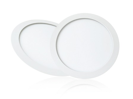 EcoVision LED downlight 24W, 2160lm, 3000K, fi 280mm